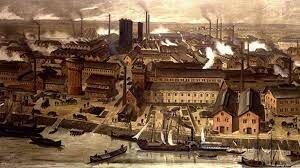 Revolución Industrial 1760- 1840