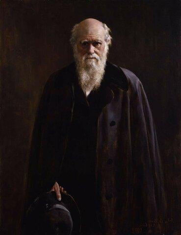 Charles Robert y la teoría de la evolución. 1859