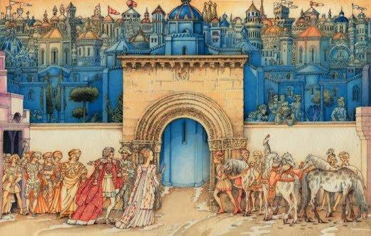 Novel·la cavalleresca (XIV-XV)