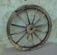 5000 A.C. S'inventa la roda