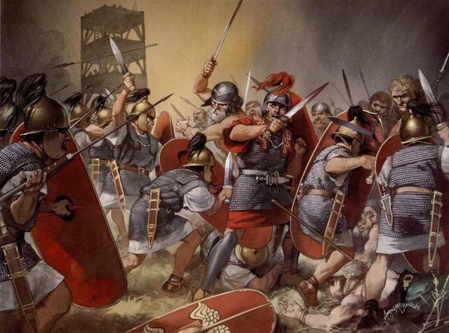 476 Conquesta de Roma. Comença Edat Mitjana