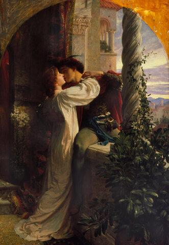 Romeo y Julieta.