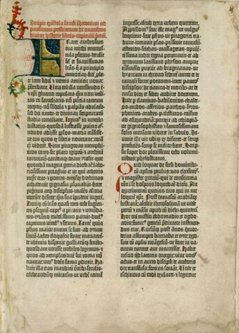 BIBLIA DE 42 LINEAS