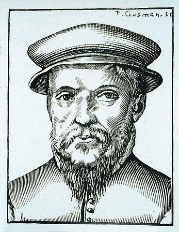 CLAUDE GARAMOND (1490-1561)