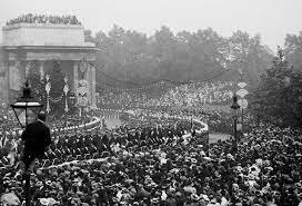 George V celebrated his Silver Jubilee