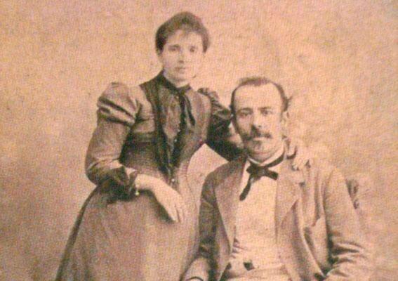 Nacimiento de Antonio Machado