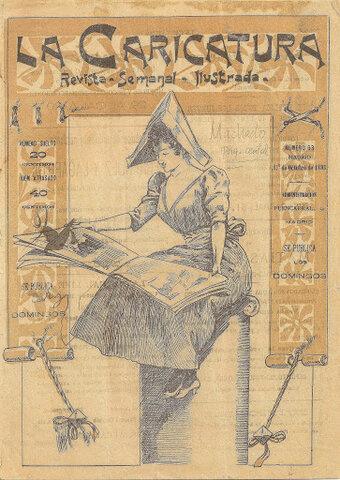 Primeras publicaciones