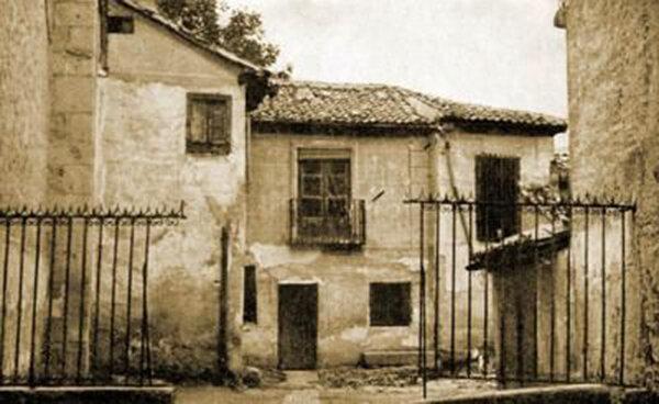 Catedrático en Segovia