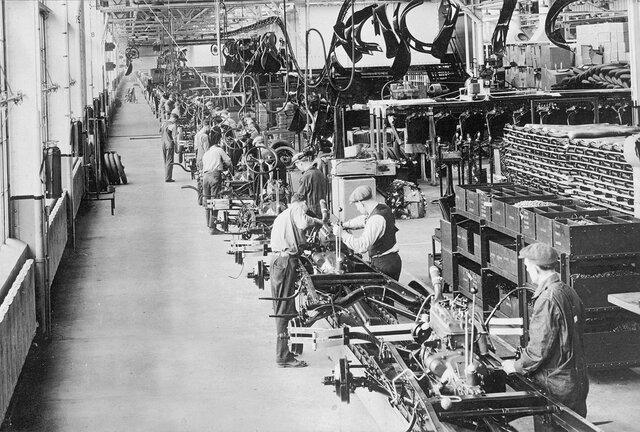 Industrialisering