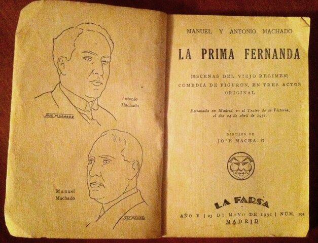 La Prima Fernanda