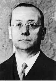 José Giral presidente del gobierno.