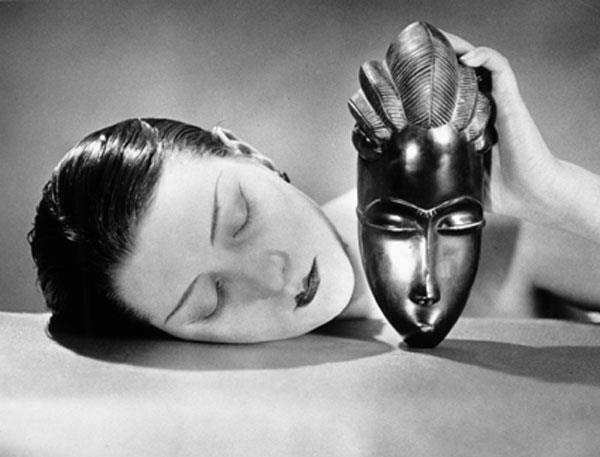 Negre i blanc de Man Ray.