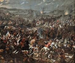 La guerra contra los turcos.