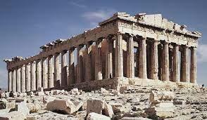 Comença la construcció del Partenon