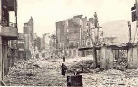 Bombardeo de Guernica y Durango (26 abril).