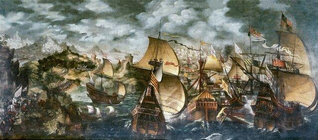 La guerra contra Inglaterra.
