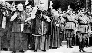 Pastoral de todos los obispos apoyando el nuevo régimen de Franco.