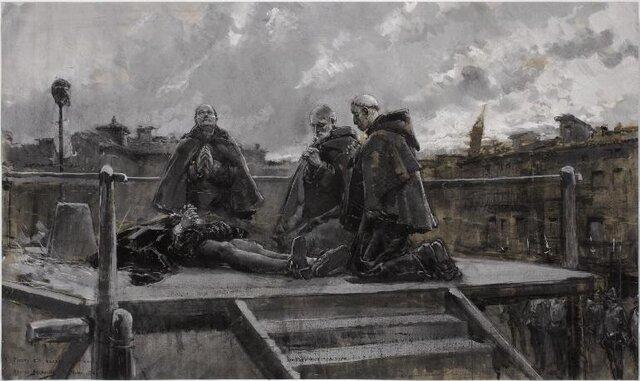 La revuelta de Aragón.