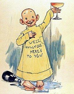 Primer exemplar de Yellow Kid de Richard F. Outcault