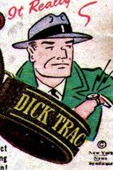 Primer exemplar de Dick Tracy de Chester Gould
