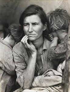 Mare Migrant (Dorothea Lange)