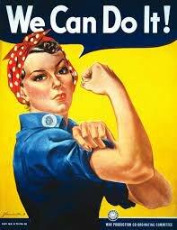 We can do it (J. Howard Miller)