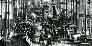 Los años de la revolución industrial