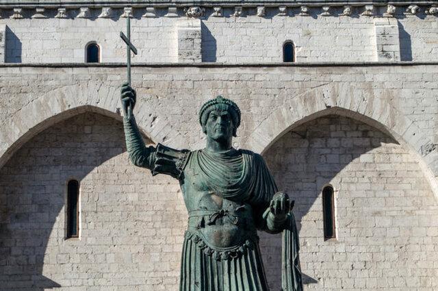 Eraclio 1  al potere