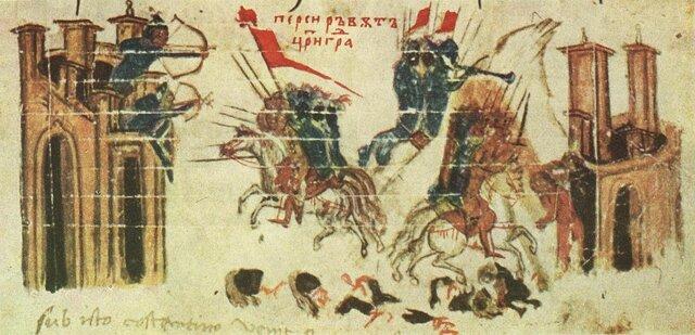 assedio persiano di Costantinopoli  ( 626)