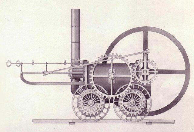 Creación de la Maquina de Vapor