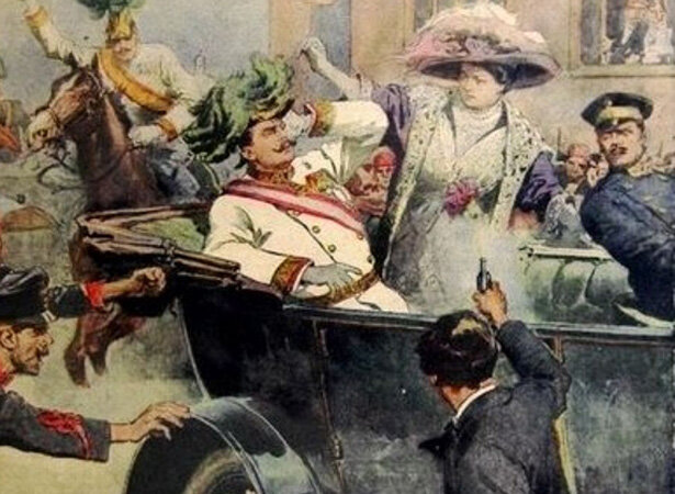 WW1: Assassination of Franz Ferdinand