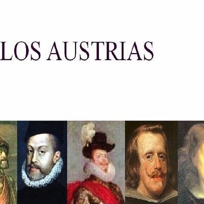 La dinastía de los Hansburgo (Los Austrias) timeline