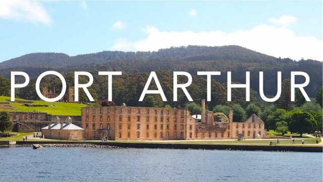 Port Arthur, was the home for the hardest British and Irish criminals