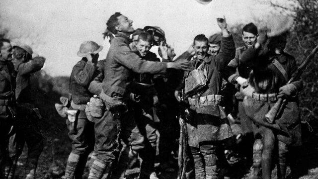 Fin de la Primera Guerra Mundial y Consecuencias