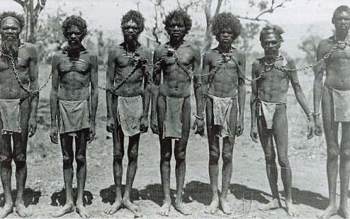 The federal government began to pass legislation to help Aboriginies