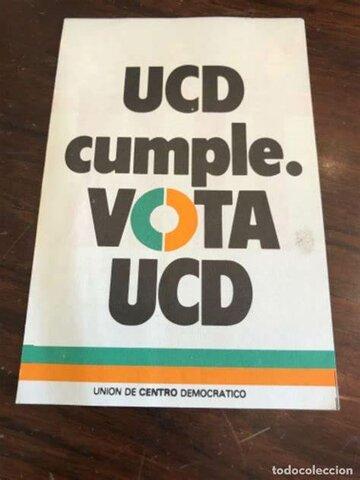UCD  victoria sin mayoria