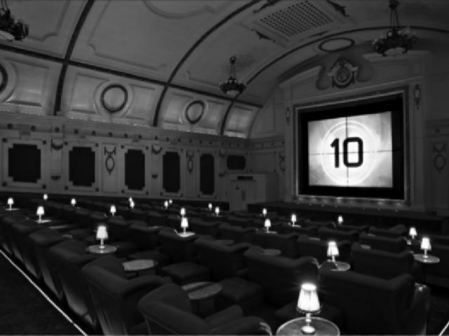 The Cinema's Peak