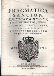 Fernando VII dicta la Pragmática Sanción
