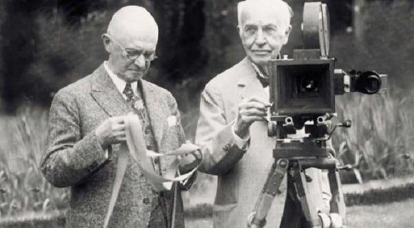 Primera película en 3D