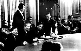Tratado de Paz sobre Vietnam en Paris