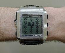 Reloj tactil