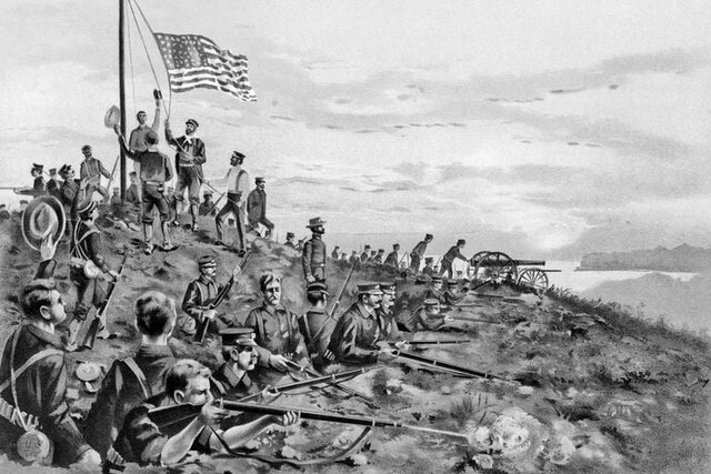 U.S invades Cuba