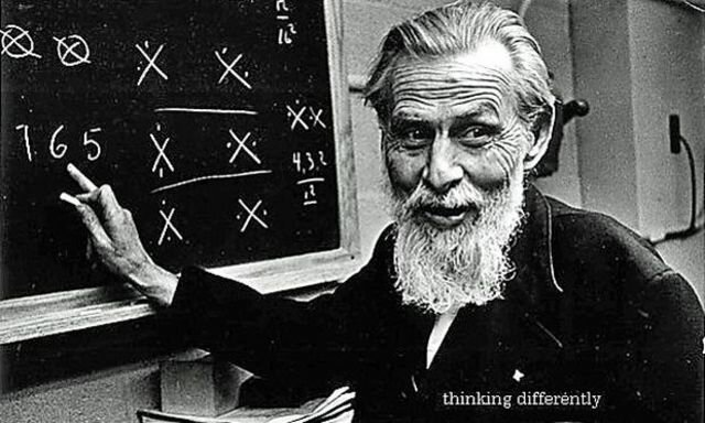 """Warren McCulloch : """"What is a number, that a man may know it, and a man, that he may know a number?"""""""