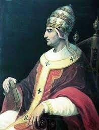 papa Gregorio XI torna a Roma