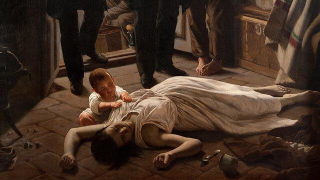 La epidemia de la fiebre amarilla en 1871