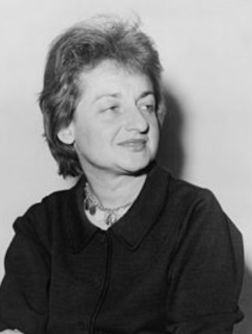 Betty Friedan publishes The Feminine Mystique.
