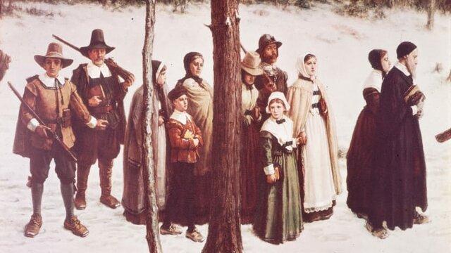 The Puritans part 2