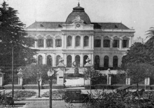 Se funda la Universidad de la Plata