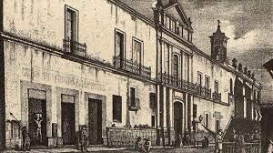 Apertura de la Real Pontificia Universidad de México