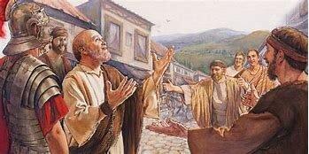 conversion de pablo para que adoren los gentiles año 36 d.c